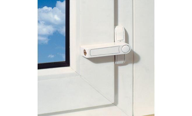 Замок окон и балконных дверей abus 2510 (функция с ключом ци.
