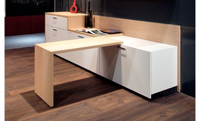 Поворотный - механизм стола. идеальное решение для небольших.