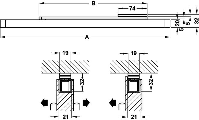 Схема грузового аэропорта
